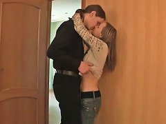 First Date Ending Up With Steamy Pussy Licking
